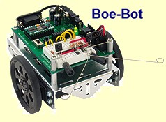 Boe-Bot by Parallax