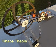 Mantisweight 'Chaos Theory'