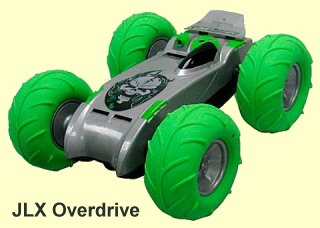 JLX Overdrive R/C toy'