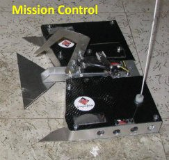Mission Control - antweight clampbot